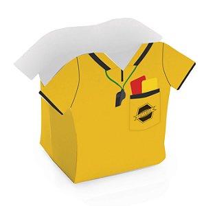 Cachepot Camisa Festa Futebol - 8 unidades - Cromus - Rizzo Festas