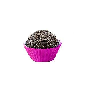 Forminhas para Doces Tradicional N° 6 Pink 100 unidades Mago Rizzo Embalagens