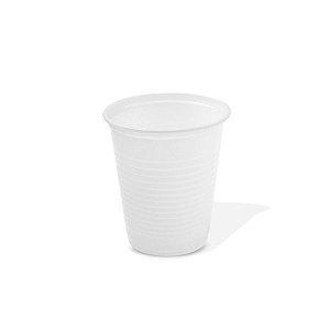 Copo Festa Descartável 200ml Branco 50 unidades Trik Trik Rizzo Embalagens