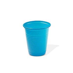 Copo Festa Descartável 200ml Azul Claro 50 unidades Trik Trik Rizzo Embalagens