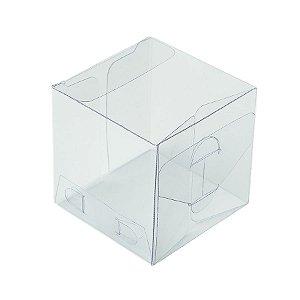Caixa Cubo Transparente K6 (5cm x 5cm x 5cm) 20 unidades Assk Rizzo Embalagens