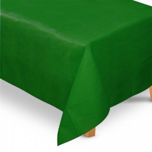 Toalha de Mesa Retangular em TNT (1,40m x 2,20m) Verde Bandeira - Best Fest - Rizzo Embalagens
