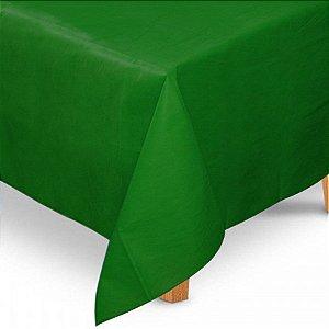Toalha de Mesa Quadrada em TNT (80cm x 80cm) Verde Bandeira 5 unidades - Best Fest - Rizzoembalagens