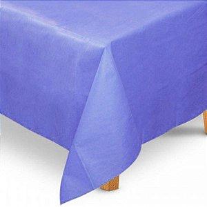 Toalha de Mesa Quadrada em TNT (80cm x 80cm) Lilás 5 unidades - Best Fest - Rizzoembalagens