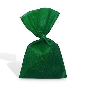 Saco em TNT (20cm x 30cm) Verde Bandeira 10 unidades - Best Fest - Rizzoembalagens