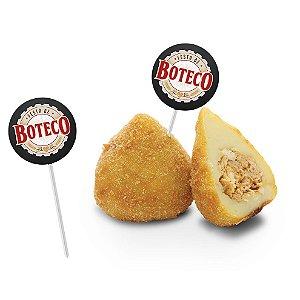 Topper Festa Boteco - 8 unidades - Festcolor - Rizzo Festas