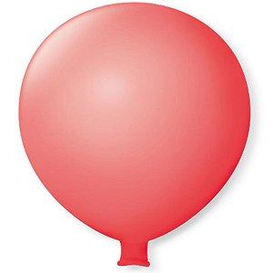 Balão Gigante em Latex 25'' 64cm - Rosa Pink - São Roque - Rizzo Festas