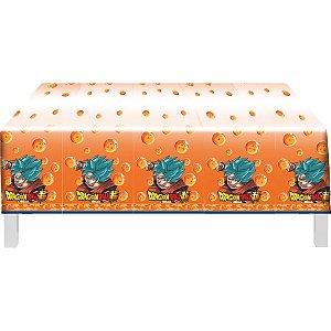 Toalha De Mesa Festa Dragon Ball - Festcolor - Rizzo Festas