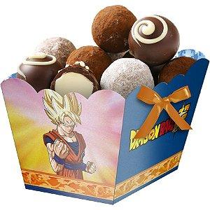 Cachepot Festa Dragon Ball - 8 unidades - Festcolor - Rizzo Festas