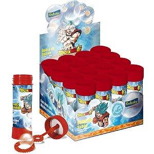 Lembrancinha Bolha de Sabão Festa Dragon Ball - Festcolor - Rizzo Festas