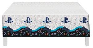 Toalha De Mesa Festa Playstation - Festcolor - Rizzo Festas