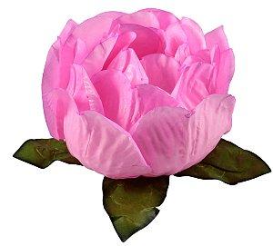 Forminha para Doces Finos - Bela Rosa Claro 40 unidades - Decora Doces - Rizzo Festas