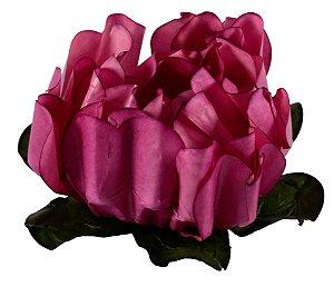 Forminha para Doces Finos - Rosa Maior Rose 40 unidades - Decora Doces - Rizzo Festas