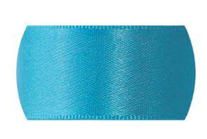 Fita de Cetim Progresso 7mm nº1 - 10m Cor 213 Azul Turquesa - 01 unidade - Rizzo Embalagens
