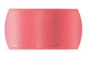 Fita de Cetim Progresso 7mm nº1 - 10m Cor 1325 Flamingo - 01 unidade - Rizzo Embalagens