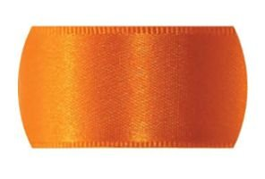 Fita de Cetim Progresso 70mm nº22 - 10m Cor 066 Laranja - 01 unidade - Rizzo Embalagens