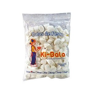 Bala de Coco 400g - Ki-Bala - Rizzo Embalagens