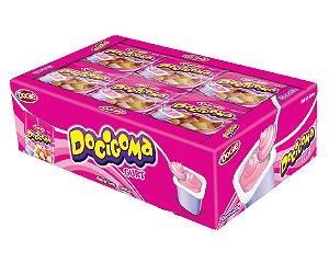 Bala de Goma Mini Gurt - 20g - 25 unidades - Docile - Rizzo Embalagens