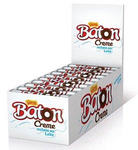Batom Creme 16g Caixa com 30 unidades - Garoto - Rizzo Embalagens