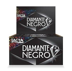 Chocolate Diamante Negro 20g - 20 unidades - Lacta - Rizzo Embalagens