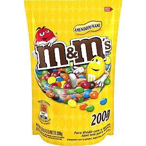 MMs Amendoim 200g - Mars - Rizzo Embalagens