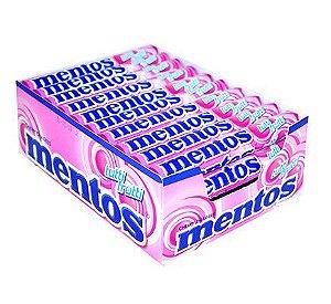 Mentos Tutti Frutti 37,5g Caixa com 16 unidades - Rizzo Embalagens