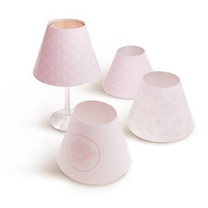 Cupula para Taca Compose - 12 unidades - Cromus Casamento Romantico - Rizzo Festas