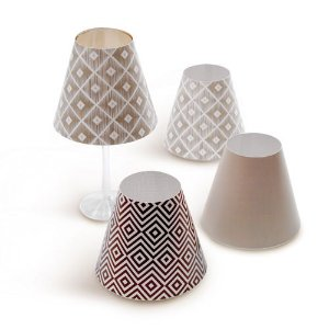 Cupula para Taca Compose 23010539 - 12 unidades - Cromus Casamento Rustico - Rizzo Festas