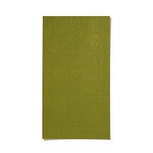 Guardanapo Liso Verde - 20 unidades - Cromus Casamento Rustico - Rizzo Festas