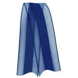 Fita de Voal com Cetim VCE003 15mm Cor 215 Azul Marinho - 10 metros - Progresso - Rizzo Embalagens