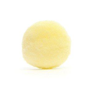 Pom Pom de Coelho para Decoração de Páscoa Amarelo - M 2cm x 2cm - 30 unidades - Cromus Páscoa - Rizzo EmbalaMens