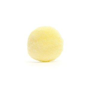 Pom Pom de Coelho para Decoração de Páscoa Amarelo - P 1,5cm x 1,5cm - 60 unidades - Cromus Páscoa - Rizzo EmbalaMens