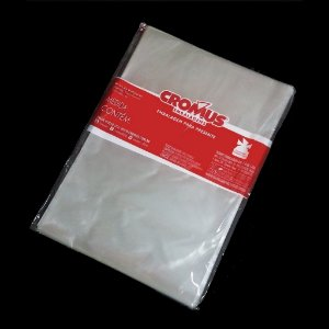 Saco Transparente - 45x59cm - 25 unidades - Cromus - Rizzo Embalagens