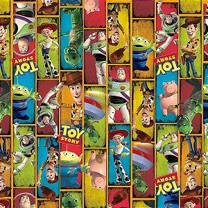 Folha para Ovos de Páscoa Toy Space Ranger 69x89cm - 05 unidades - Cromus Páscoa - Rizzo Embalagens