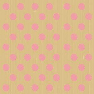 Folha para Ovos de Páscoa Metalizado Pretty Rosa 69x89cm - 05 unidades - Cromus Páscoa - Rizzo Embalagens