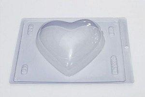 Forma Especial Ovo 500g Coração Cód 46 BWB Rizzo Embalagens