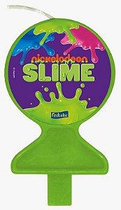 Vela Festa Slime - Festcolor - Rizzo Festas