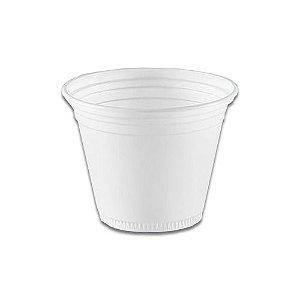 Copo Descartável 80ml Branco - 100 unidades - Copaza - Rizzo Embalagens