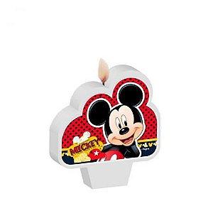 Vela Festa Mickey - Regina - Rizzo Festas