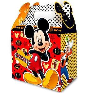 Caixa Surpresa Festa Mickey - 8 unidades - Regina - Rizzo Festas
