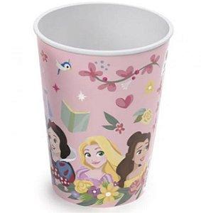 Copo de Plástico Festa Princesas Disney 320Ml - Plasútil - Rizzo Festas