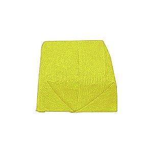 Papel Crepom Para Bem Casado Amarelo - 15x15cm - 40 unidades - Rizzo