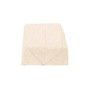Papel Crepom Para Bem Casado Creme- 15x15cm - 40 unidades - Rizzo