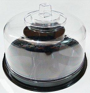 Boleira Multifunções 4 em 1 Preto - Produfest - Rizzo Embalagens