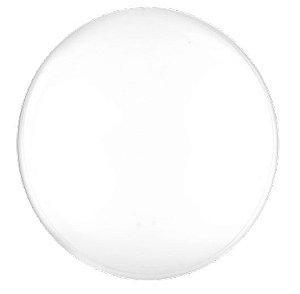 Balão Bubble Transparente 24'' 61cm - 5 unidades - Sempertex Cromus - Rizzo Festas
