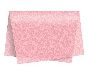 Papel de Seda - 49x69cm - Helena Rosa - 10 folhas - Rizzo Embalagens