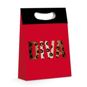 Caixa Plus Diva P 18 x 7,5 x 25cm - Cromus - Rizzo Embalagens
