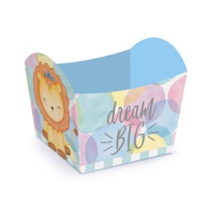 Mini Cachepot Regador Festa Bichinhos Baby - 10 unidades - Cromus - Rizzo Festas
