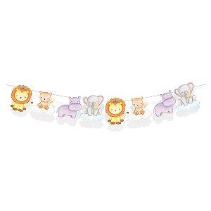 Faixa Decorativa Bichinhos Babys Festa Bichinhos Baby - Cromus - Rizzo Festas