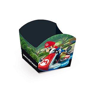Mini Cachepot Festa Mario Kart - 10 unidades - Cromus - Rizzo Festas